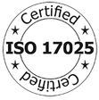 ISO 17025 Certified